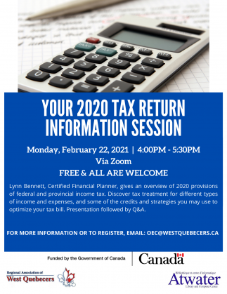NEW 2021 Tax Info Session Shawville v2