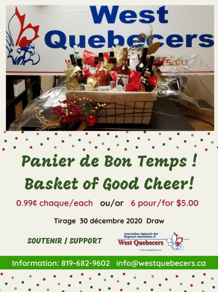 Basket of Good Cheer
