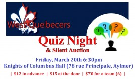 Quiz Night Banner 2